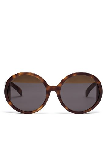 Marni MARNI MIRO' sunglasses in tortoiseshell acetate Woman