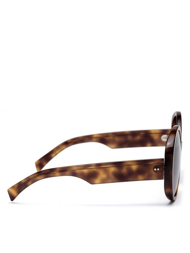 Marni MARNI MIRO' sunglasses in tortoiseshell acetate Woman - 3