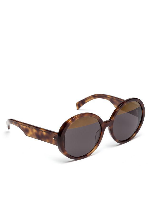 Marni MARNI MIRO' sunglasses in tortoiseshell acetate Woman - 2