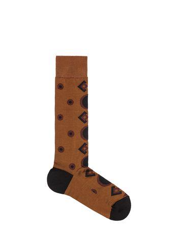 Marni Socks in silk, cotton and nylon  Woman