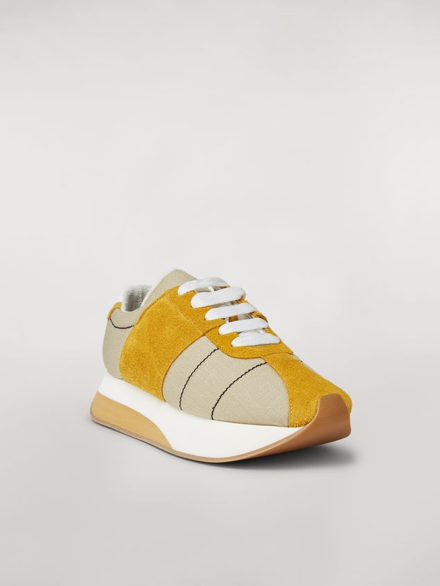 Marni Marni Big Foot Sneaker  Man - 2