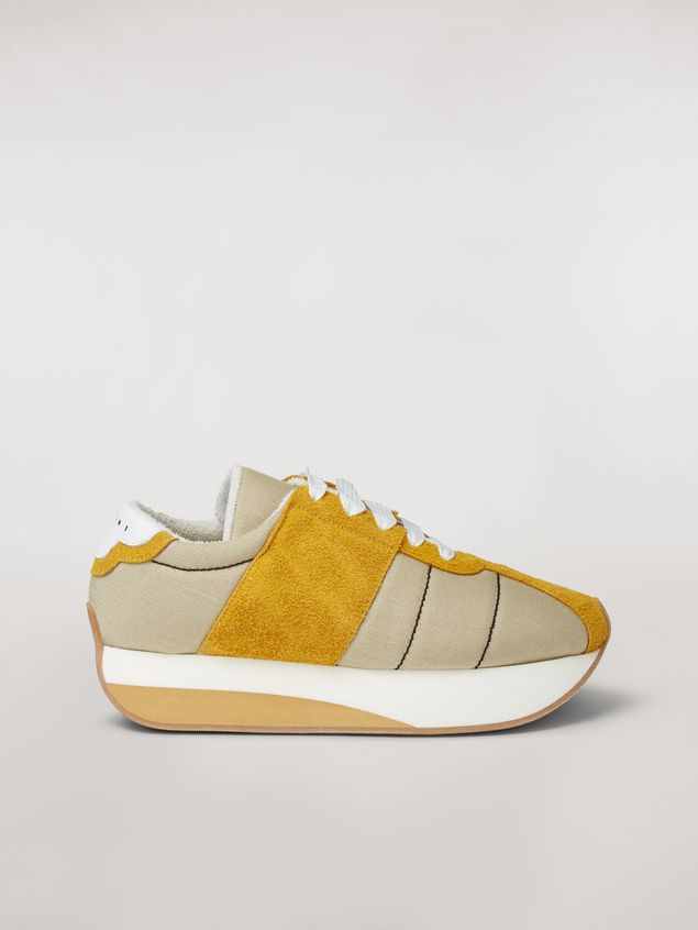 Marni Marni Big Foot Sneaker  Man - 1