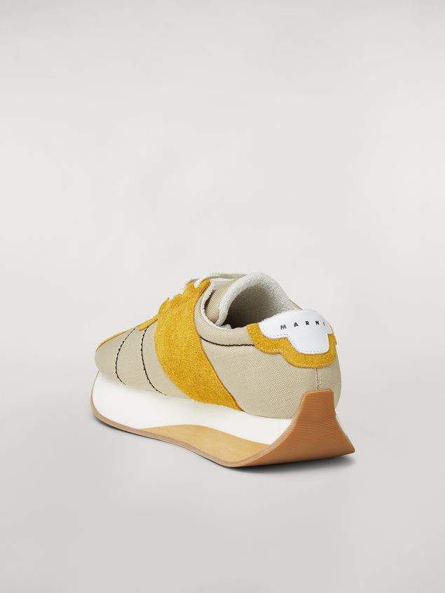 Marni Marni Big Foot Sneaker  Man - 3