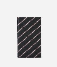 KARL LAGERFELD Wallet Woman K/Stripe Logo Travel Wallet f