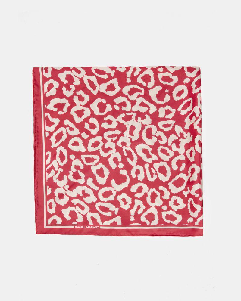 EASLEY scarf ISABEL MARANT