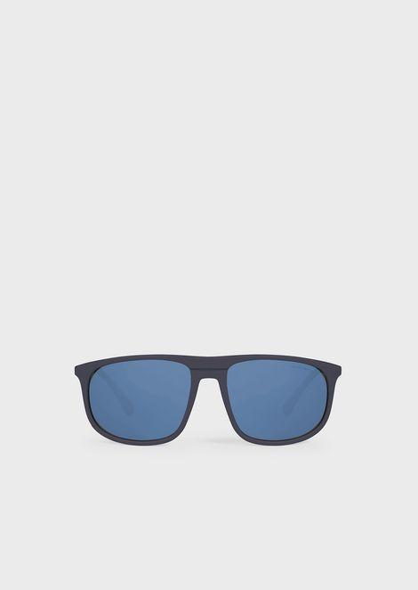 d393bec335c3 Acetate sunglasses with coloured lenses