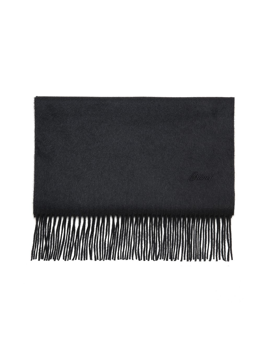 BRIONI Midnight Blue Scarf Foulards & Scarves [*** pickupInStoreShippingNotGuaranteed_info ***] f
