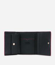 KARL LAGERFELD K/Karry All Leather Fold Wallet 9_f