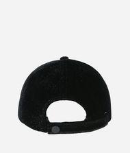 KARL LAGERFELD K/Ikonik Velvet Cap 9_f