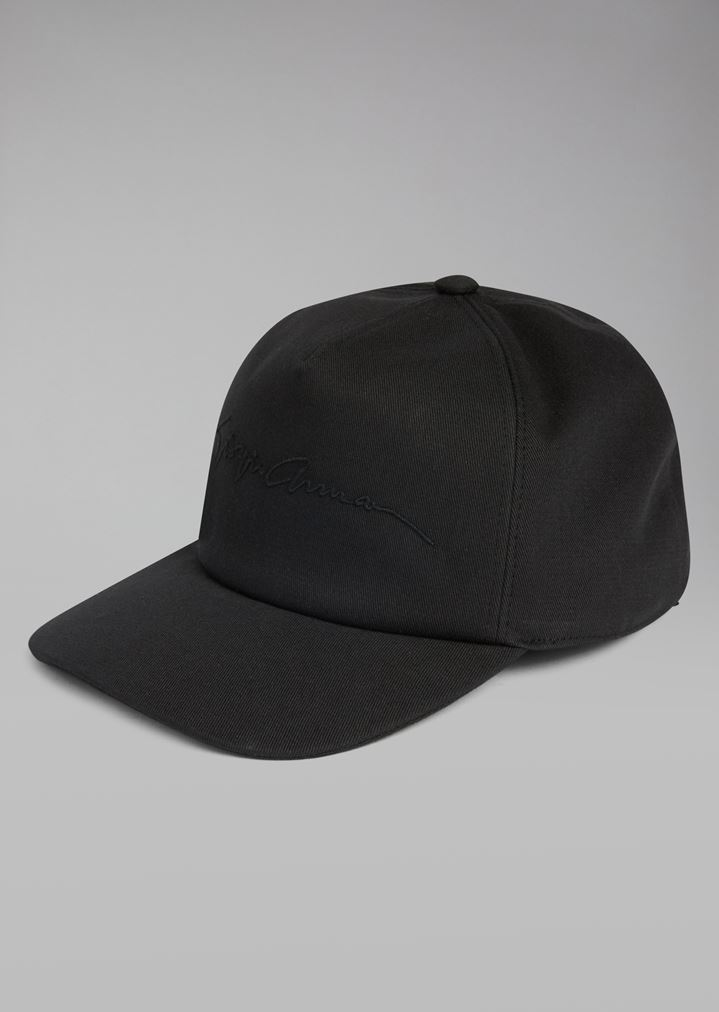 10927676c64 Cap with embroidered logo