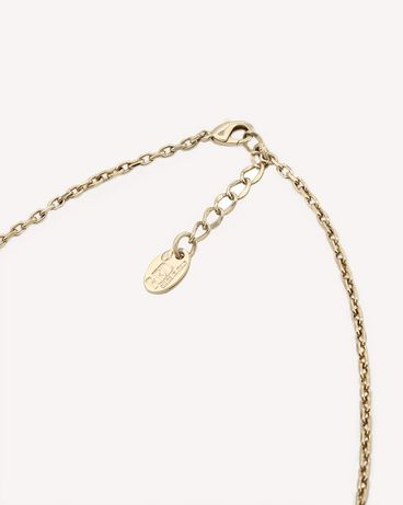 REDValentino QQ2J0A48CMW L01 Necklace Woman d