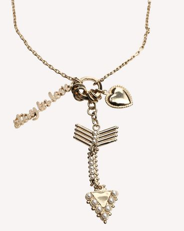 REDValentino QQ2J0A48CMW L01 Necklace Woman f