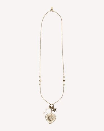 REDValentino QQ2J0A46CMW L01 Necklace Woman a