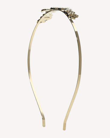 REDValentino QQ2J0A54EVS L01 Headband Woman a