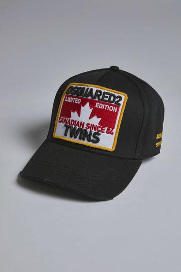 DSQUARED2 帽子 E BCM018205C000012124 m