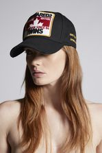 DSQUARED2 2019 Limited Edition Fashion Show Baseball Cap 帽子 男士