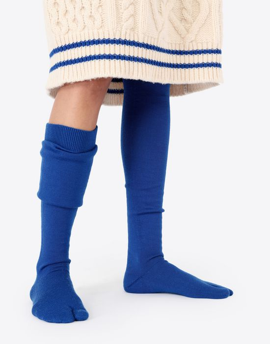 MAISON MARGIELA Hi-Top Tabi socks Half chaps [*** pickupInStoreShipping_info ***] b