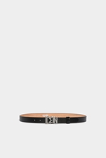 DSQUARED2 Icon Plaque Belt Belt Man