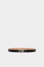 DSQUARED2 Icon Plaque Belt Belt Man