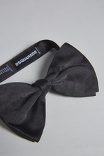 DSQUARED2 Silk & Woven Papillon Bow Tie Man