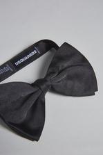 DSQUARED2 Silk & Woven Papillon Bow Tie Man