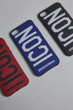DSQUARED2 Icon iPhone 6/6s/7/8 Cover iPhone holder Man