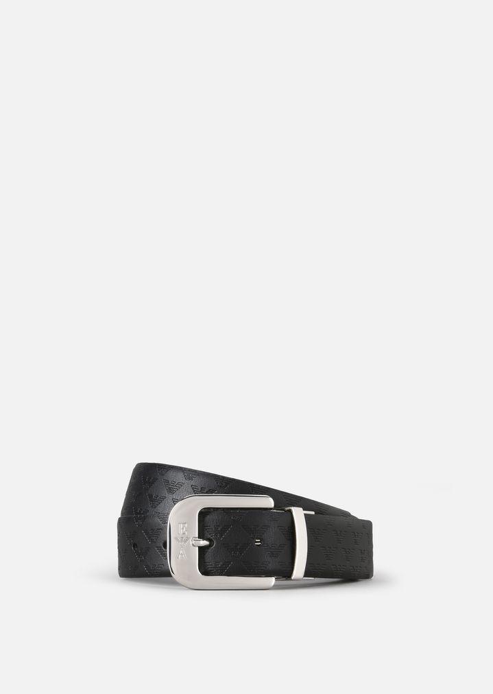 Small Leather Goods - Belts Emporio Armani qjzGvh