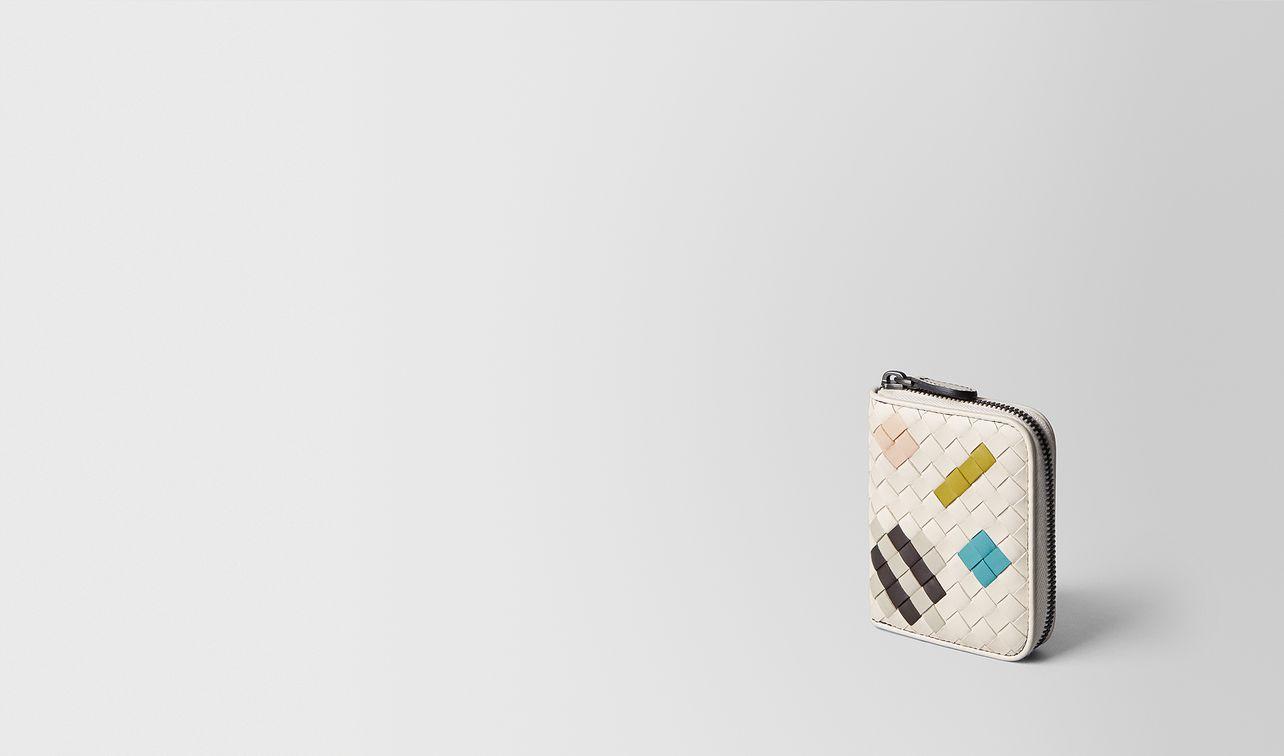 mist intrecciato abstract coin purse landing
