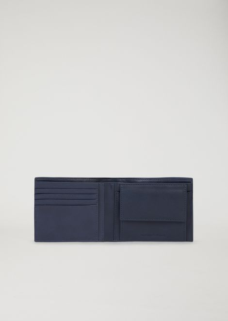 Branded Wallet and Key Ring Gift Set