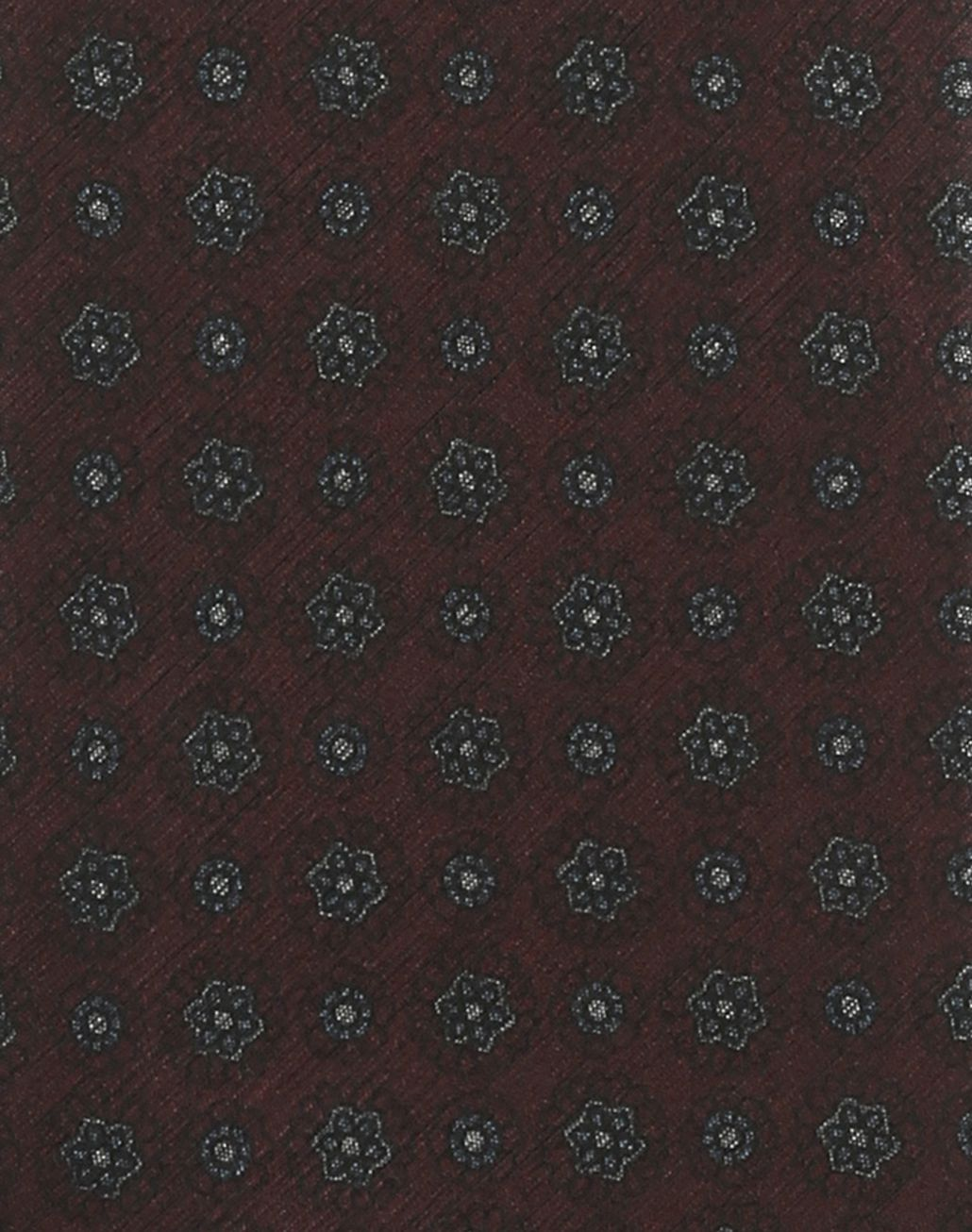BRIONI Krawatte in der Farbe Amaranth mit großem Muster Krawatte [*** pickupInStoreShippingNotGuaranteed_info ***] e