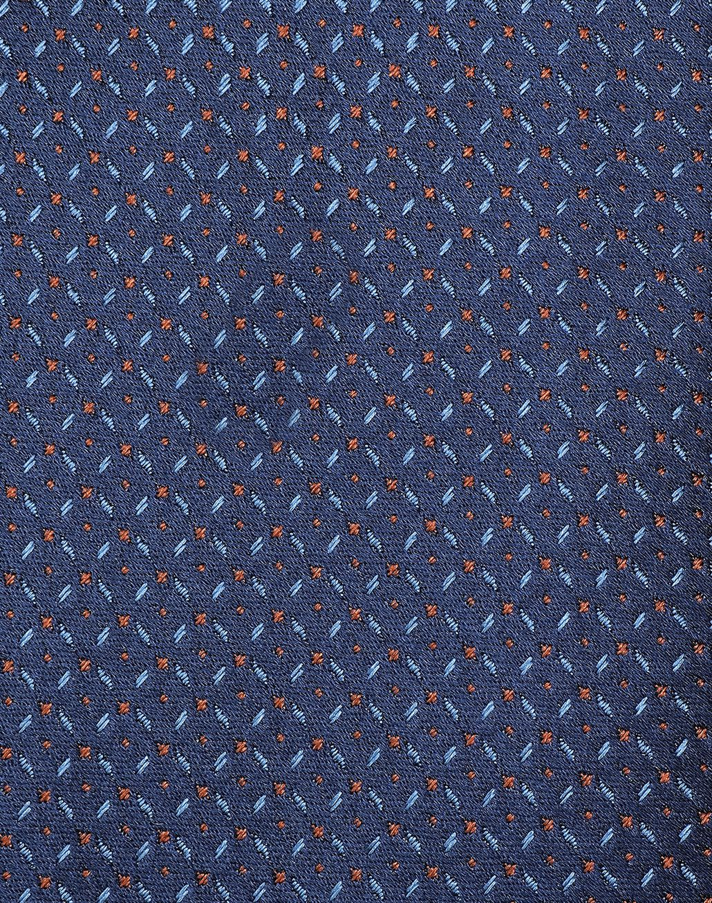 BRIONI Blue Designed Degradè Tie Tie [*** pickupInStoreShippingNotGuaranteed_info ***] e