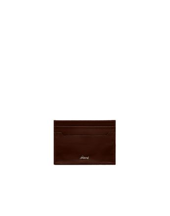 Dark Brown Credit Cards Holder
