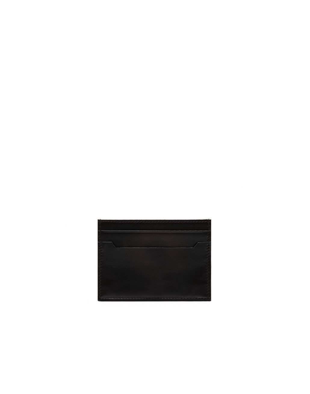 BRIONI Black Credit Cards Holder Card Cases & Coin Purses Man r