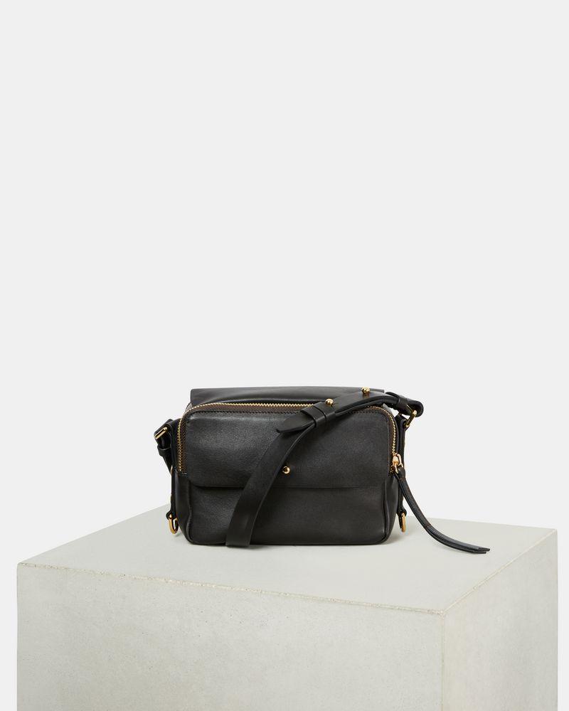 Isabel Marant Bags Official Online Store Shopper Tote Bag Black Mc Tinken