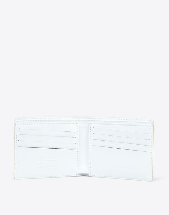 MAISON MARGIELA Laminated leather wallet Wallet [*** pickupInStoreShippingNotGuaranteed_info ***] d