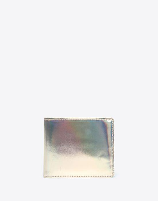 MAISON MARGIELA Laminated leather wallet Wallet [*** pickupInStoreShippingNotGuaranteed_info ***] f