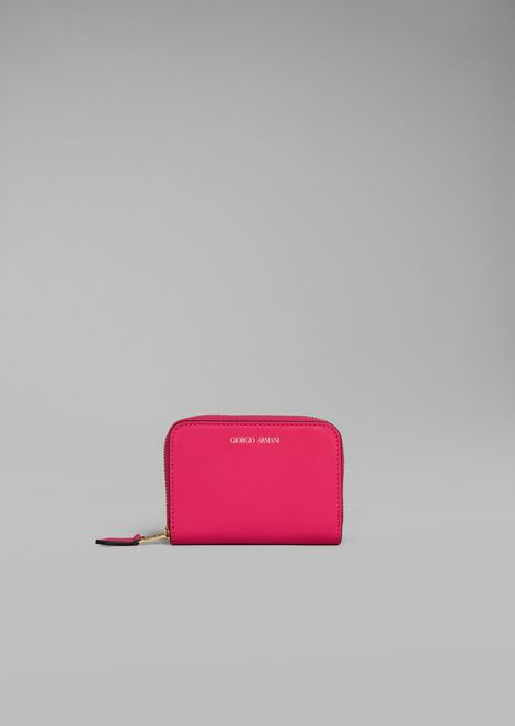 Coin Purse In Leather