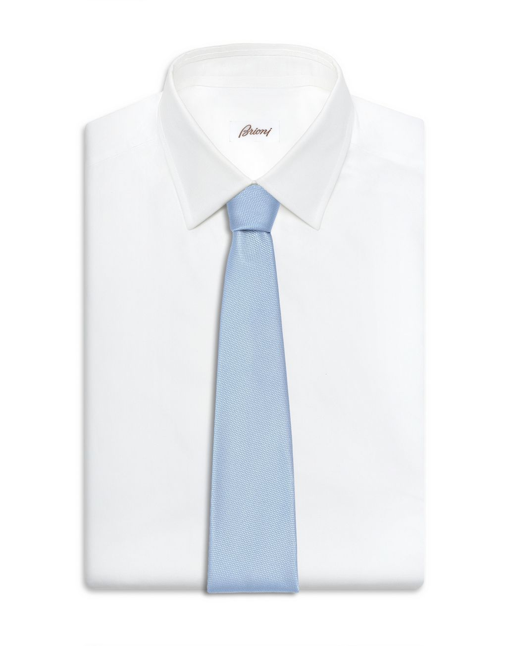 BRIONI Bluette Woven Tie Tie [*** pickupInStoreShippingNotGuaranteed_info ***] d
