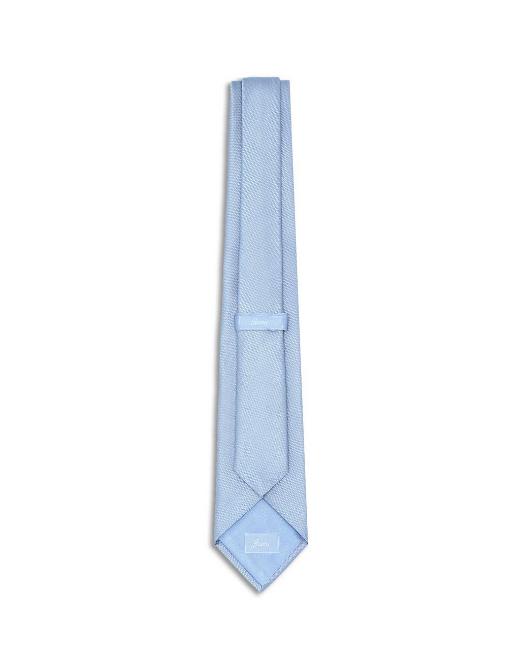 BRIONI Bluette Woven Tie Tie [*** pickupInStoreShippingNotGuaranteed_info ***] r