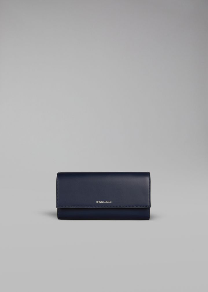 07ee0e21c9 Smooth leather wallet