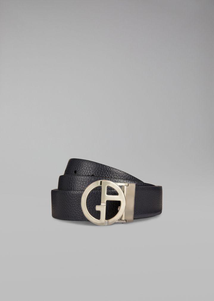 material seleccionado servicio duradero comprar auténtico Cinturón de piel perforada