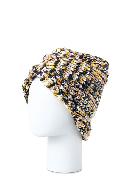 MISSONI Turban Ochre Woman - Front