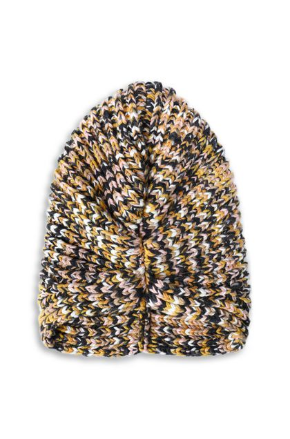 MISSONI Turban Ochre Woman - Back