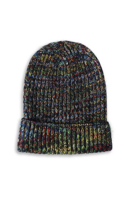 MISSONI Hat Dark blue Woman - Back