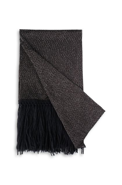 MISSONI Stole Dark brown Woman - Front