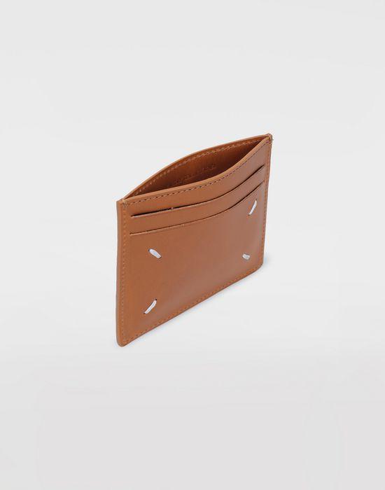 MAISON MARGIELA Calfskin credit card holder Wallet [*** pickupInStoreShippingNotGuaranteed_info ***] d