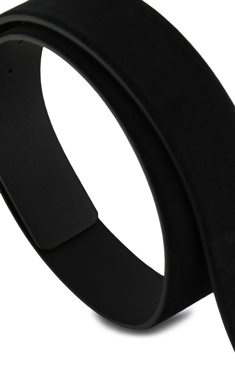 JUST CAVALLI Velvet-look belt Belt [*** pickupInStoreShippingNotGuaranteed_info ***] d