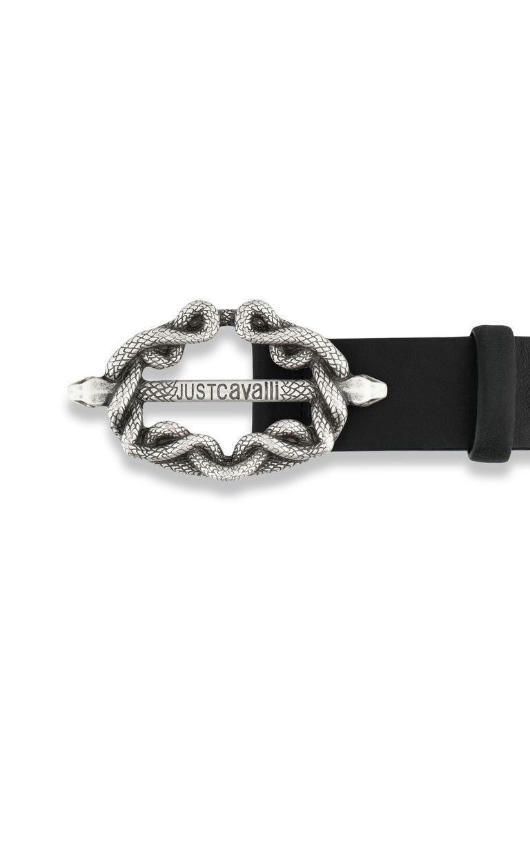 JUST CAVALLI Snake buckle belt Belt [*** pickupInStoreShippingNotGuaranteed_info ***] r