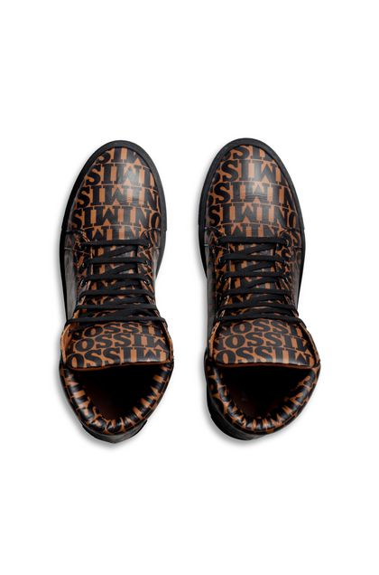 MISSONI Sneakers Rust Man - Back