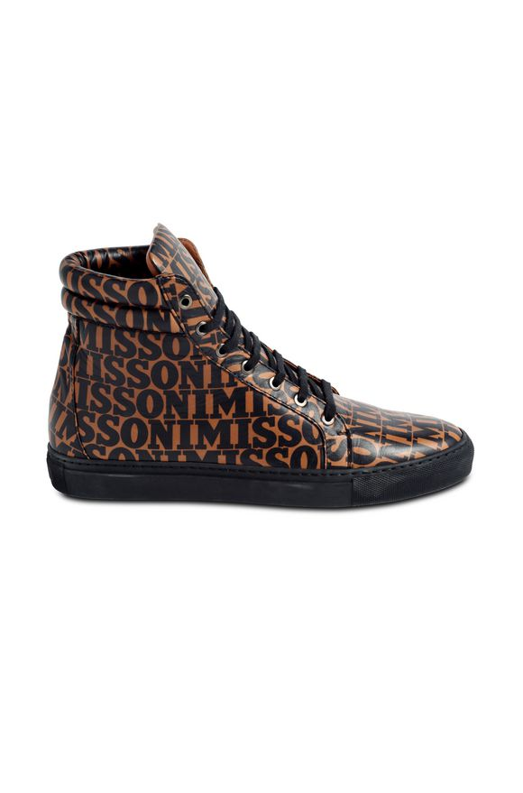 MISSONI Sneakers Man, Side view